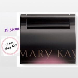 Mirrored Magnetic Boutier Compact MK Make Up Fema